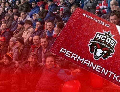 HC ´05 Banská Bystrica nebude zatiaľ vzhľadom na situáciu predávať permanentky na sezónu 2020/21