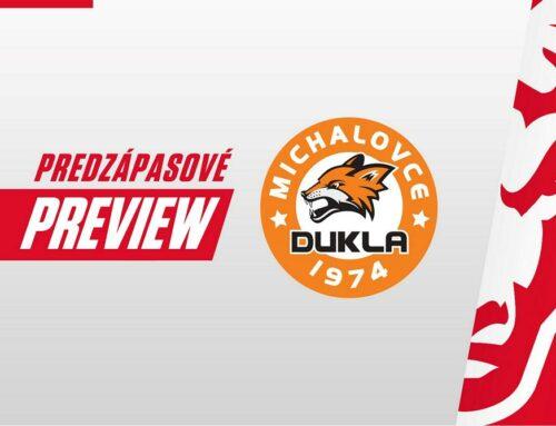 Javorčík si pochvaľuje možnosť odohrať náročný dvojzápas proti Michalovciam, Drewa s Verbeekom uvidíme najskôr vo štvrtok