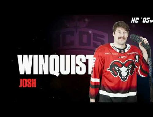 JOSH WINQUIST – ROZHODUJÚCI GÓL 22.11.2020