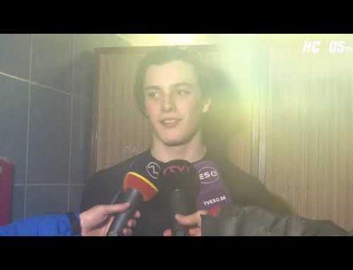 Rozhovor a video prvého bodu Dalibora Dvorského v extralige.