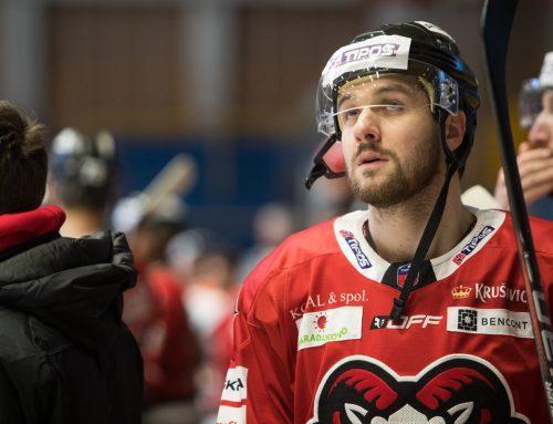 Jacob Cardwell predĺžil zmluvu s HC ´05 Banská Bystrica