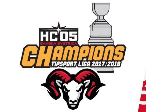 CHAMPIONS 2017/2018 HC ´05 iClinic Banská Bystrica