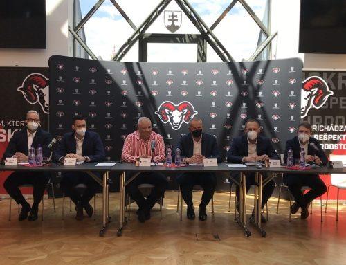Hokejový klub HC ́05 Banská Bystrica zmenil majiteľov, jasnými hodnotami sú iskra, hrdosť, rešpekt